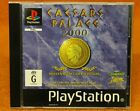 CAESARS PALACE 2000 PS1 ☆☆☆AUSSIE SELLER☆☆☆ (PLAYSTATION ONE) GAME~FAST POST