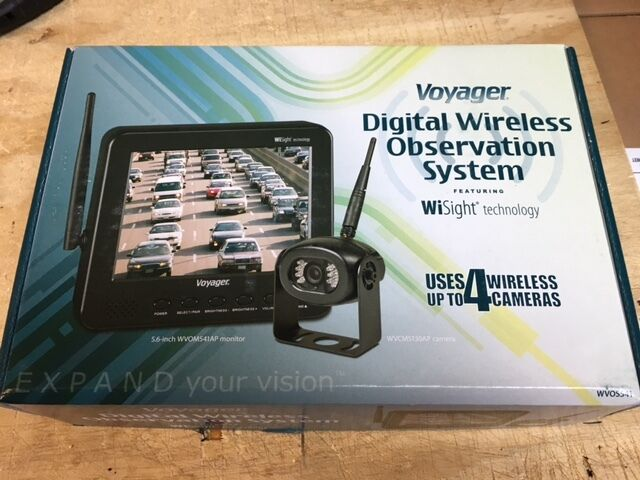 as well Ztibr B Wl Sl moreover Hqdefault in addition Wvom W Camera likewise Vos Mdcl B Special Purchase. on voyager rv camera wireless
