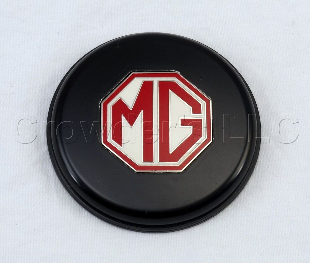 Mg logo black and white