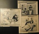 1995 AP Laserphoto lot of 3-Little League World Series Action Williamsport PA