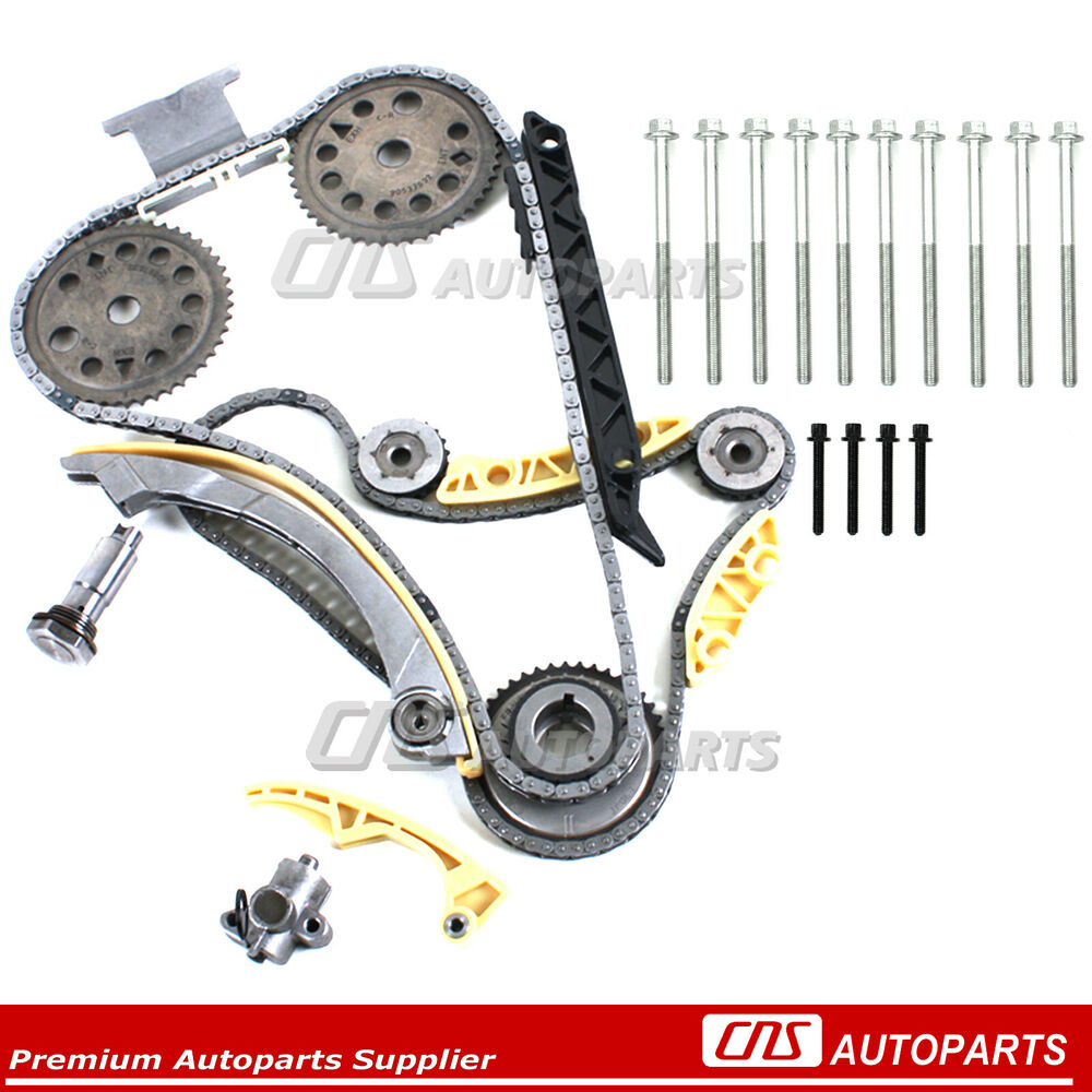 Engine Timing Chain Water Pump Kit 96