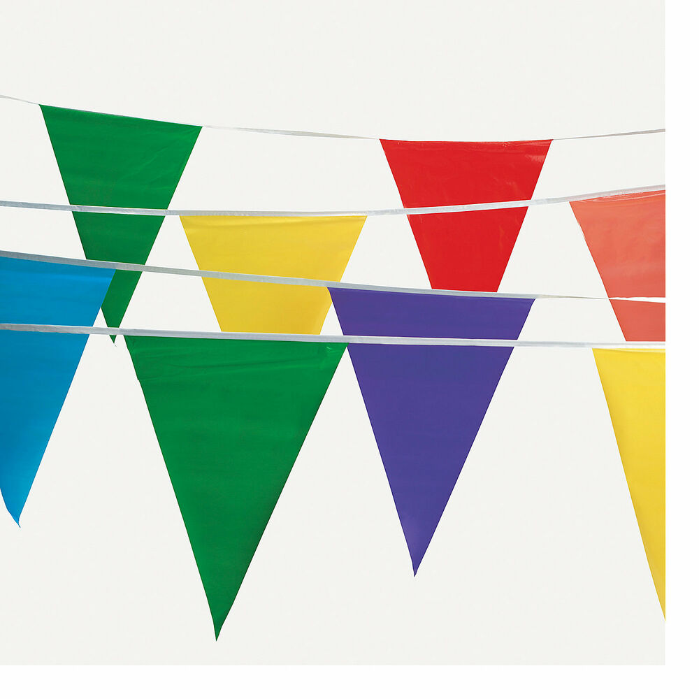 CARNIVAL Big Top CIRCUS Birthday Party Decoration 100 FT