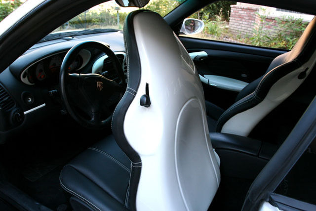 Porsche 996 Amp 997 Seat Conversion To Custom Sport Seats