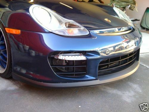 porsche 997 gt2 style front bumper made for early 996 carrera boxster ebay. Black Bedroom Furniture Sets. Home Design Ideas