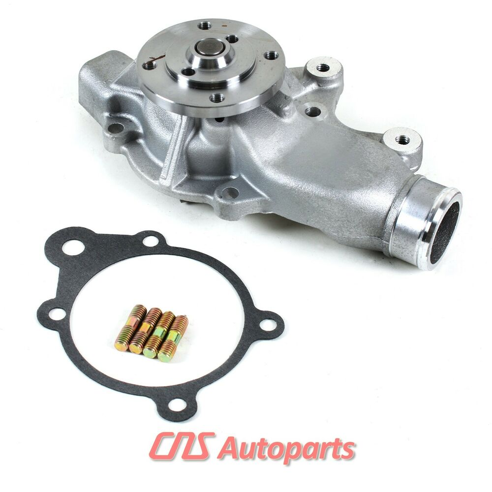 engine water pump 87 01 eagle premier jeep cherokee comanche 2 5l 4 0l ohv ebay. Black Bedroom Furniture Sets. Home Design Ideas