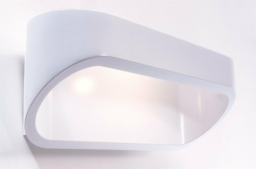 hochwertige led design wandleuchte elevato wandlampe wandstrahler lampe leuchte ebay. Black Bedroom Furniture Sets. Home Design Ideas