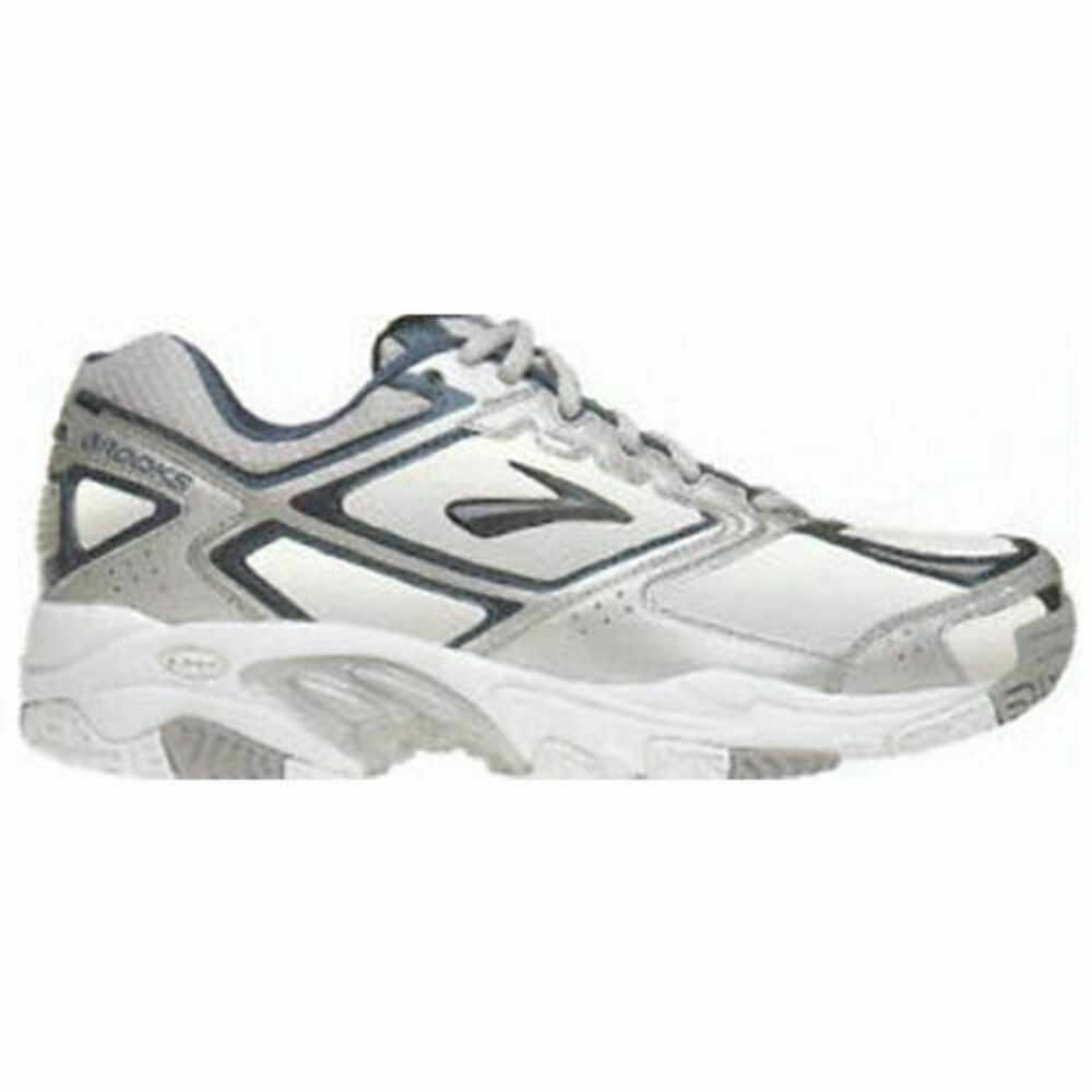 ea22f2d9a15 Details about Brooks Liberty Kids (Leather) Cross Trainer (480) - RRP   110.00 - FREE DELIVERY