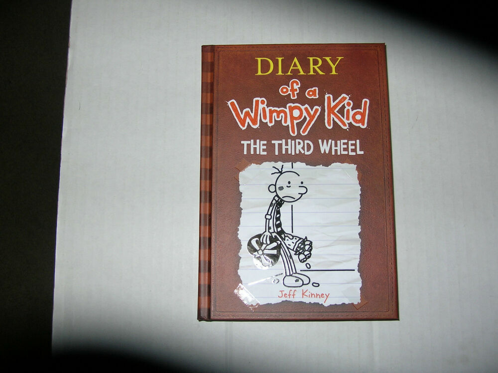 Diary Of A Wimpy Kid Characters The Third Wheel Diary of a Wimpy Kid B...