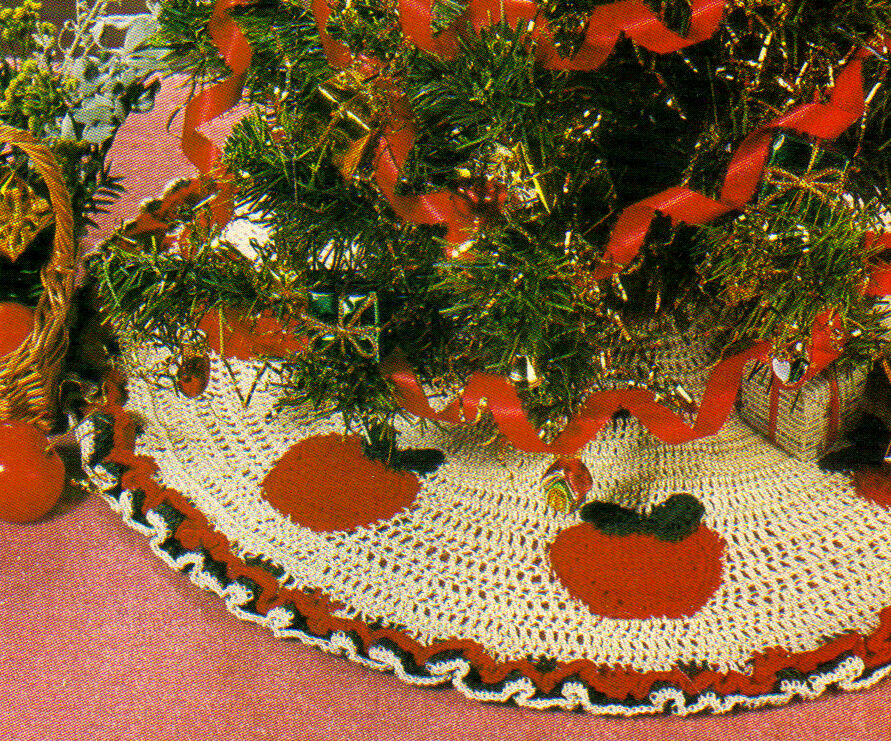 Country Tree Skirt 121