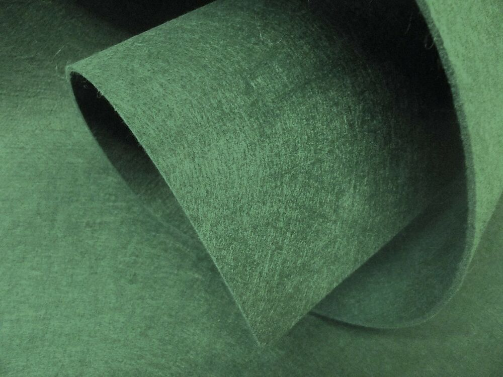 3mm Thick Acrylic Felt Baize Craft Poker Fabric Material