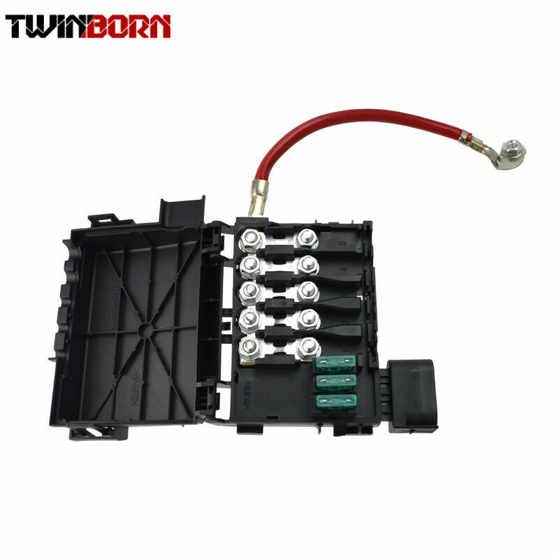 Mk4 Golf Tdi Fuse Box : For  vw jetta golf mk black fuse box battery