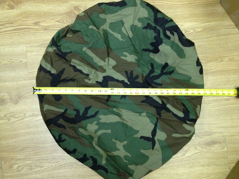 Us Military Cover Field Pack Ruck Backpack Tire Cover