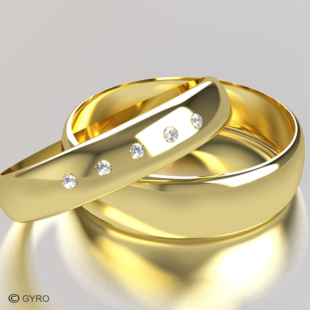 his and hers gold wedding rings yellow gold set band his and hers set of wedding 4809