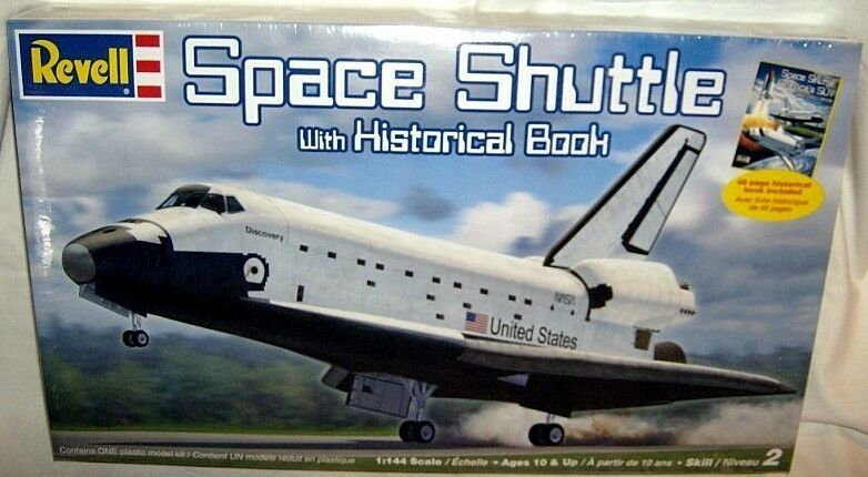 space shuttle discovery revell - photo #24