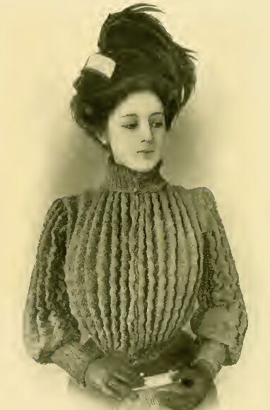 Vintage 1900s knitting pattern- How to make a stylish Victorian knitted Jacke...