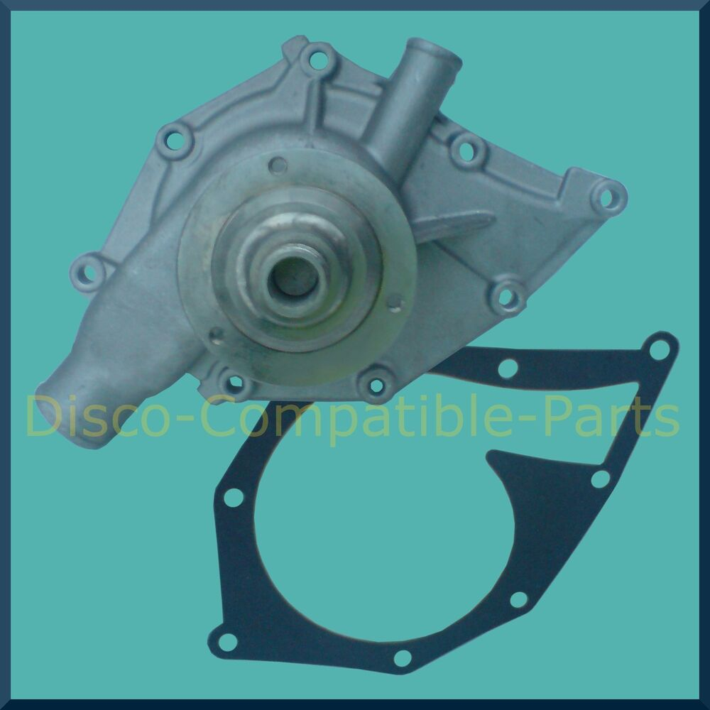Land Rover Discovery 200 TDi Water Pump & Gasket