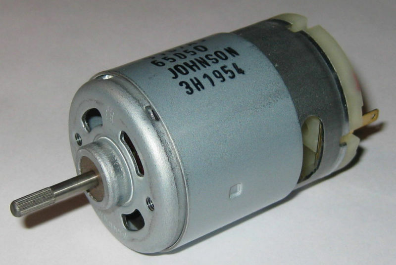 Johnson electric 13 6v motor 6290 rpm high torque ebay for Johnson electric dc motors