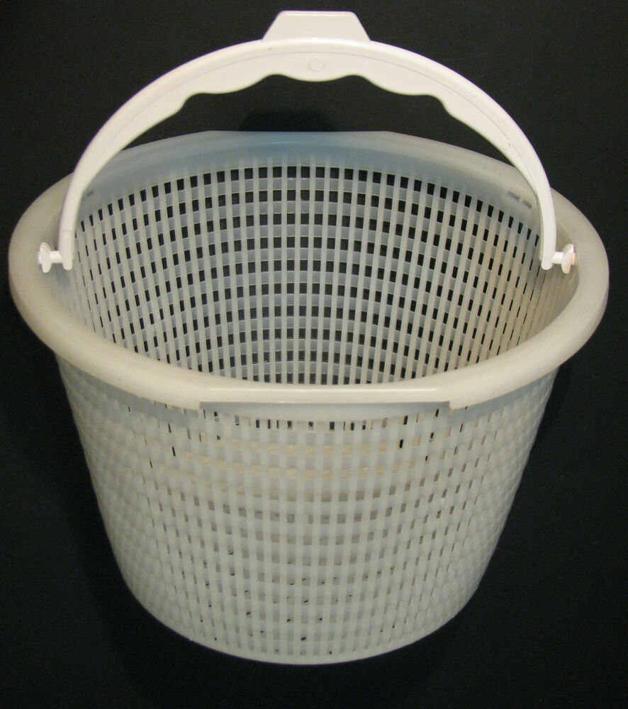 Waterway pool spa skimmer strainer basket handle - Strainer basket for swimming pool ...