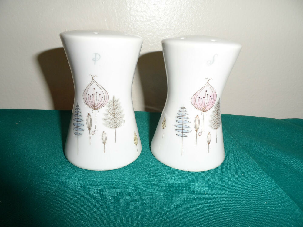 Decorative Salt and Pepper Shaker Set from Japan   eBay