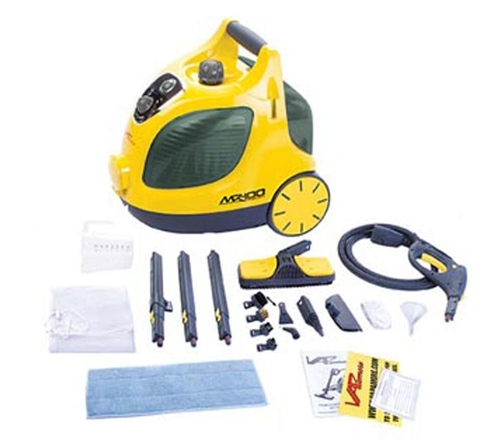 Vapamore Mr 100 Primo Steam Vapor Cleaning W Attachments