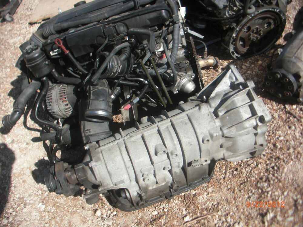 Bmw E46 E39 E85 Automatic Steptronic Transmission