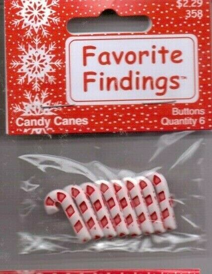 Favorite Findings Buttons Crafts