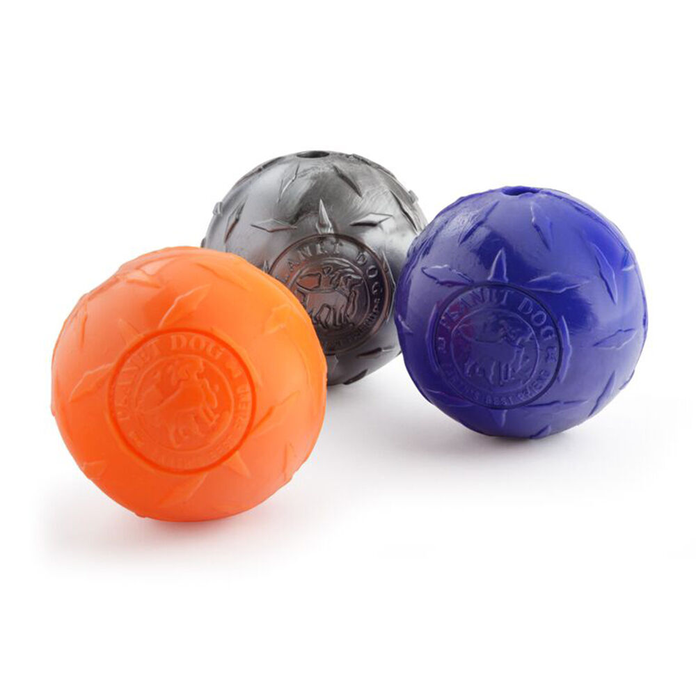Dog Toys Balls : Diamond plate orbee dog ball planet indestructible us
