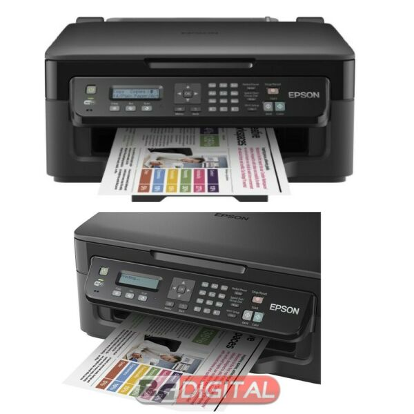 STAMPANTE Epson WorkForce WF-2510WF Multifunzione a Getto d'Inchiostro WI-FI