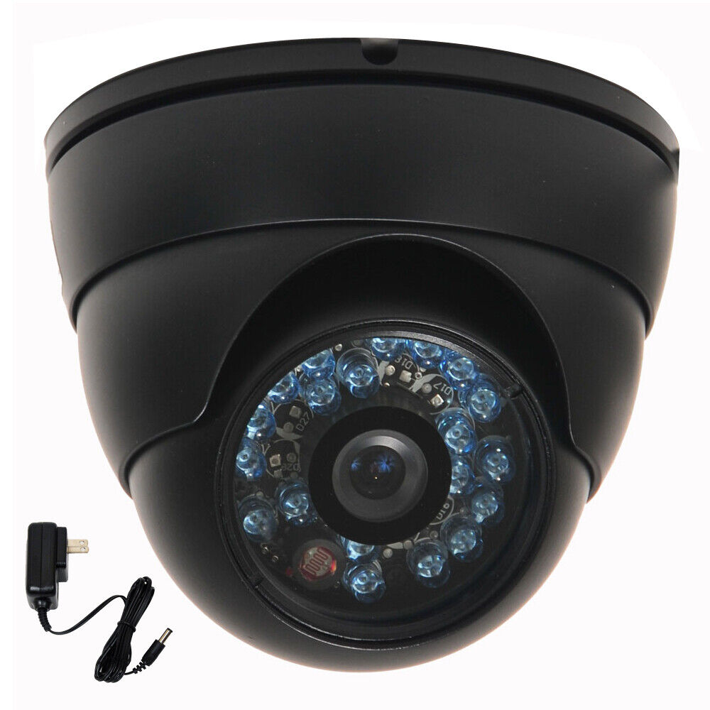 Cctv Ccd Security Camera Outdoor Ir Day Night 3 6mm Wide