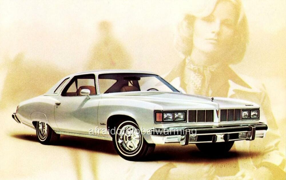 old print white 1976 pontiac grand lemans hardtop coupe. Black Bedroom Furniture Sets. Home Design Ideas