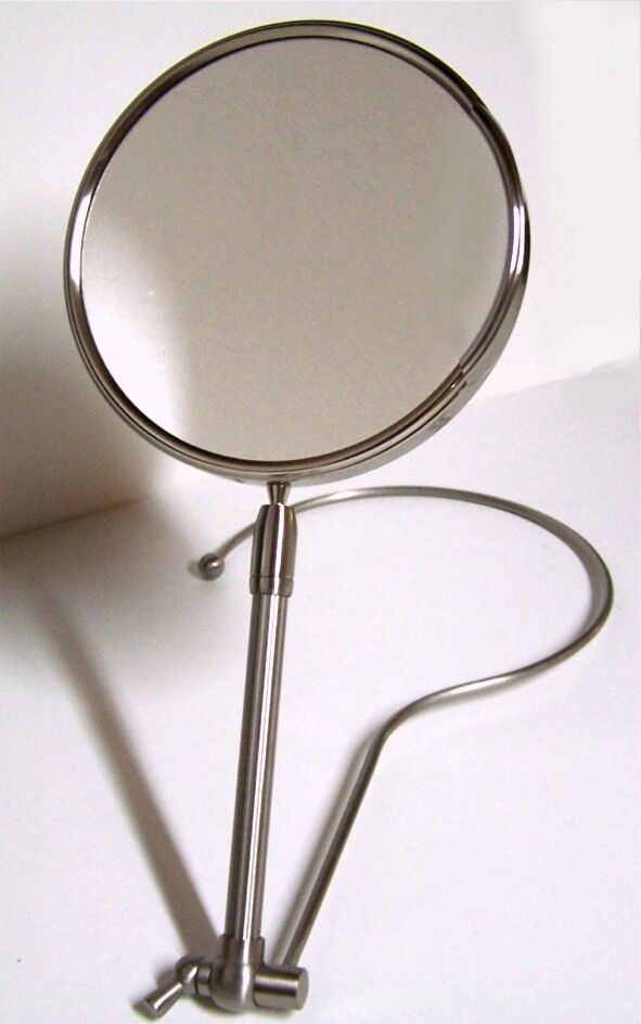 Around the Neck Hands Free 5X to 1X Magnifying Mirror ...