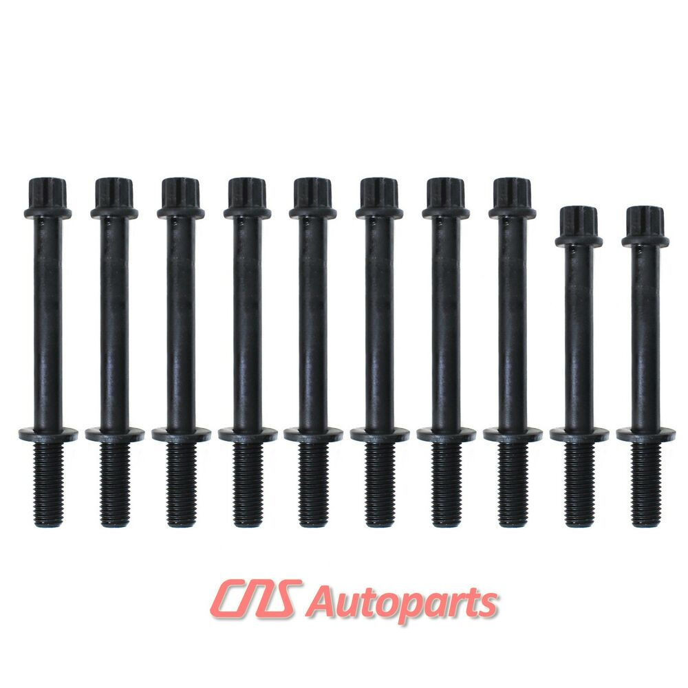 Cylinder Head Bolts 01