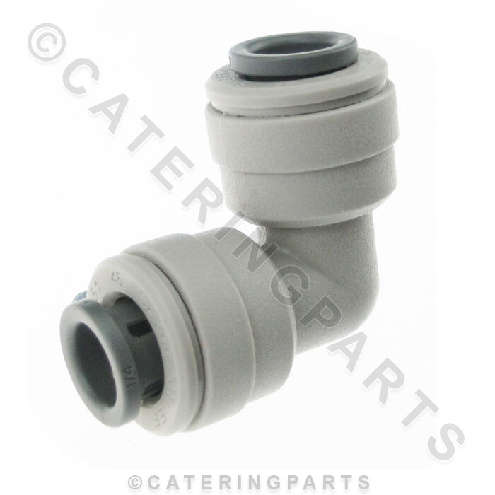Lincat co203 plastic 4mm push fit filter pipe elbow eb3f for Plastic water boiler