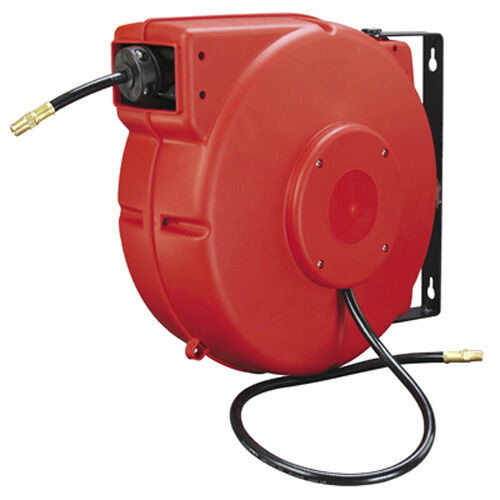 retractable air hose reel legacy l8250 3 8 quot x 50 retractable air hose reel ebay 29036