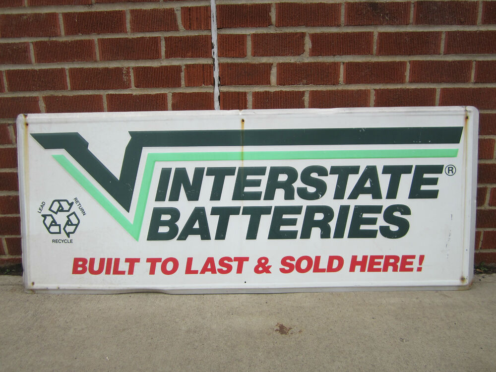 Browse an expansive array of interstate battery sign 2. Our site has put together an expansive selection of products ready to ship at wonderful prices. Get Interstate Battery Sign 2 today.