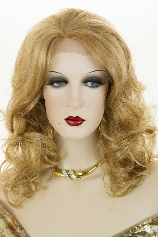 Strawberry Blonde With Light Pale Blonde Highlight Red