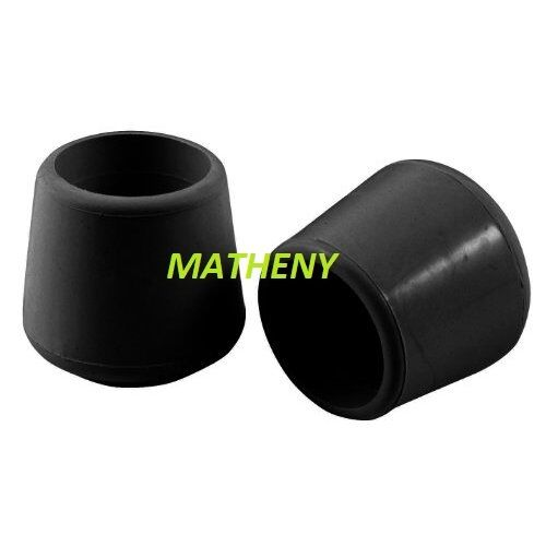 4 Rubber Black Chair Leg Tips 78quot TableFoot amp Bar  : s l1000 from www.ebay.com size 500 x 500 jpeg 14kB