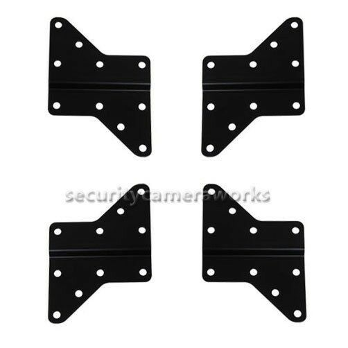4 Extender Adapter Plates For Vesa 200 400 Above Led Tv