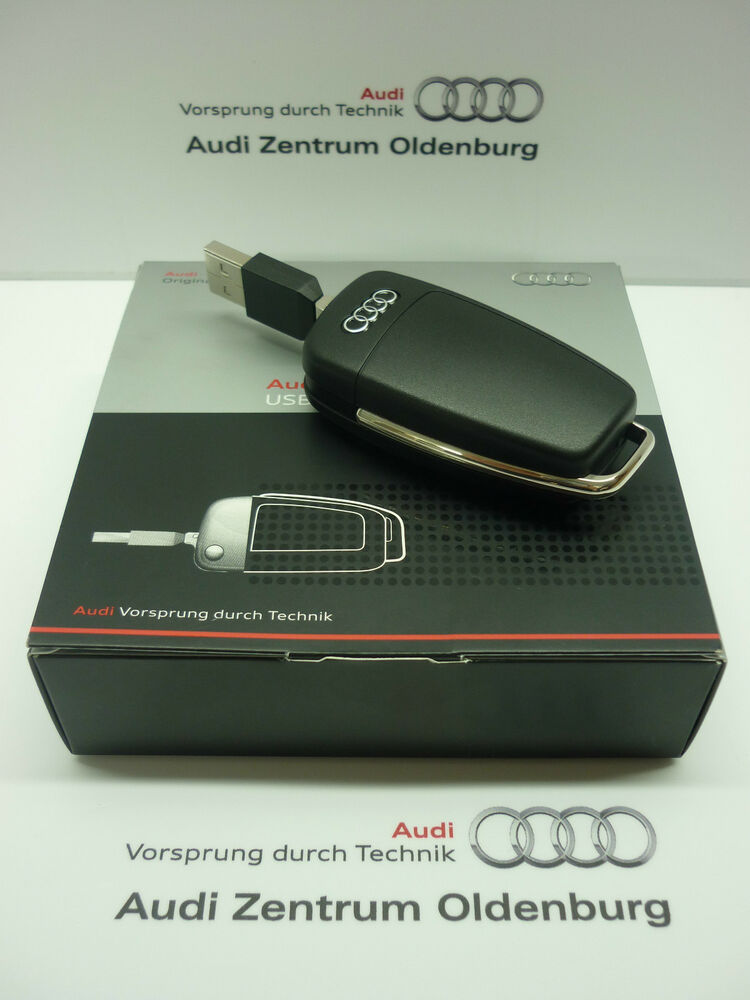 audi usb memory key audi usb stick 8gb als. Black Bedroom Furniture Sets. Home Design Ideas