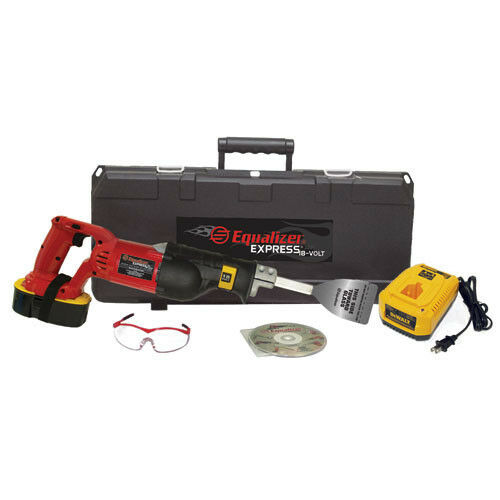 Equalizer Express 18 Volt Auto Glass Removal Tool Dte 1000