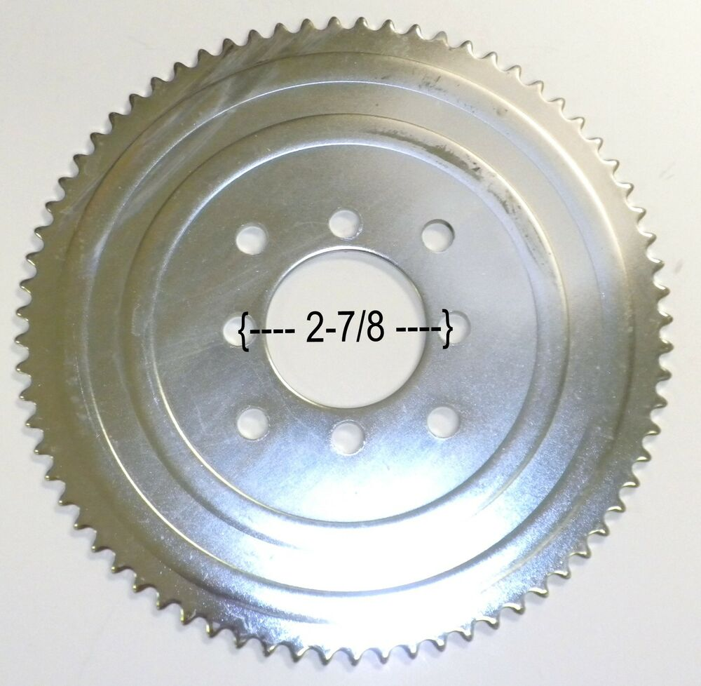 Go Kart Sprockets And Chains : Oregon go kart sprocket tooth mini bike