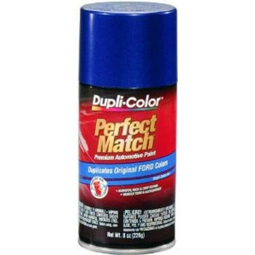 Duplicolor Bfm0378 Perfect Match Automotive Paint Ford Sonic Blue Pearl Ebay