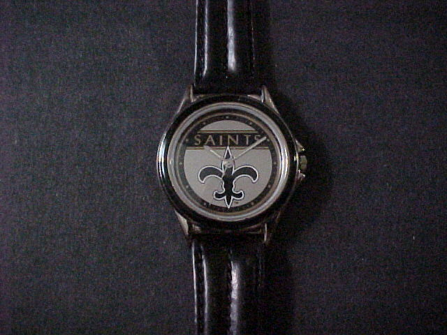 New orleans saints nfl watch proto type ebay for Protos watches