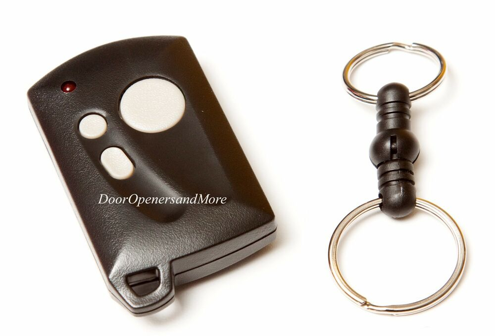 Genie Intellicode Compatible Key Ring Remote By Linear Ebay
