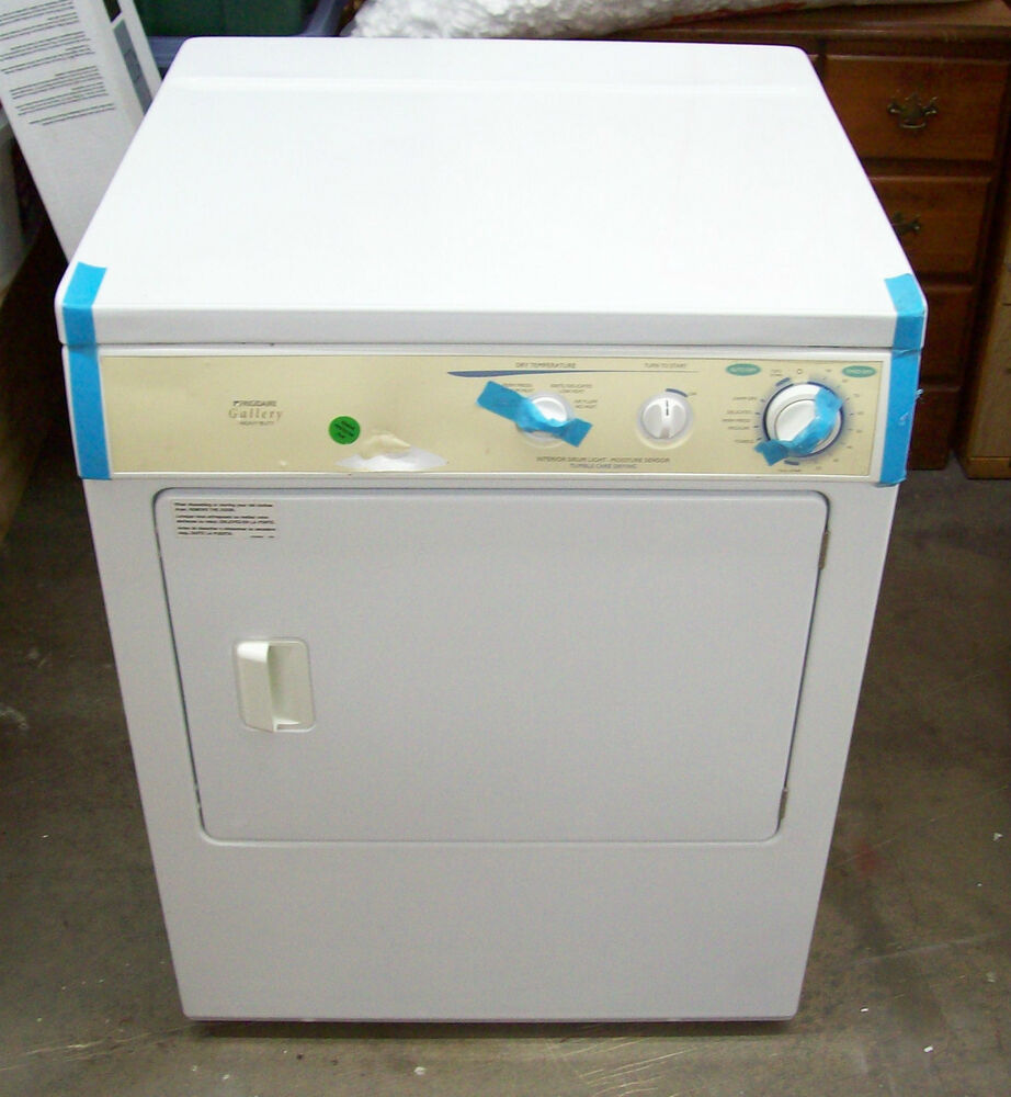 Scratch Amp Dent Frigidaire Gallery Stacking Gas Clothes