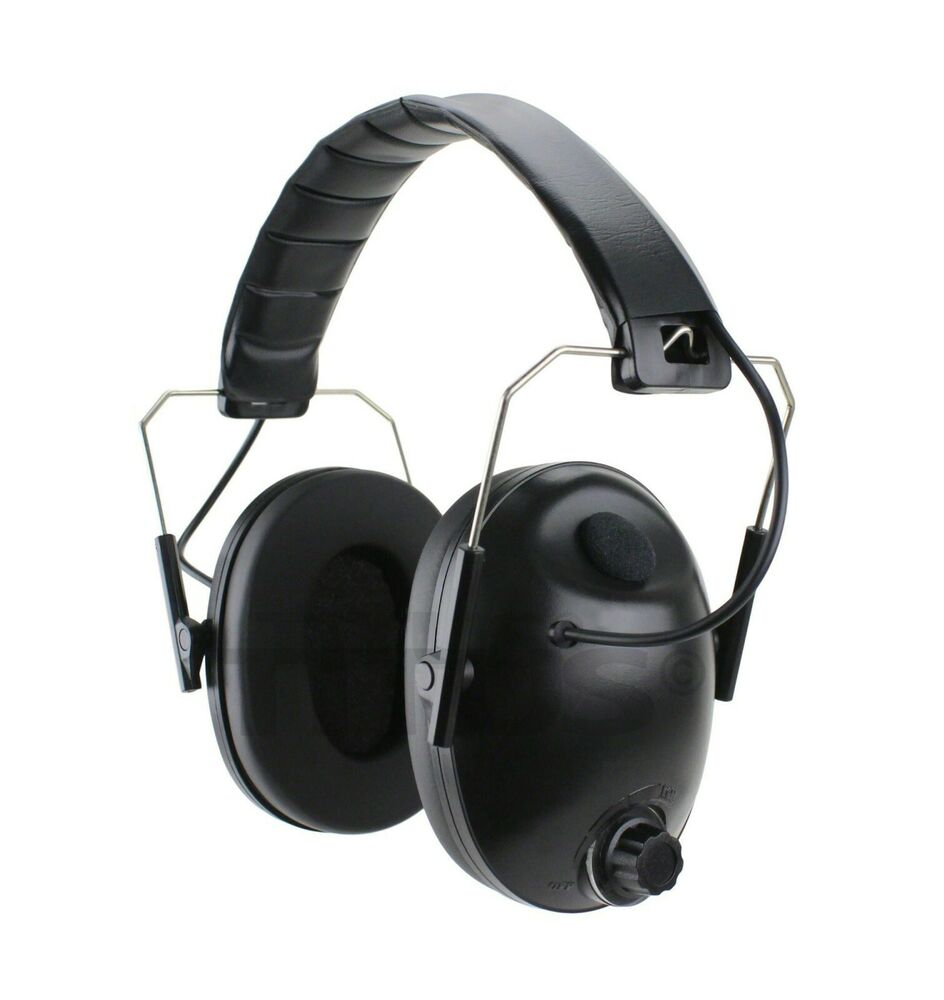 TITUS PRO GRADE ELECTRONIC NOISE CANCELING SMART EAR MUFFS ...