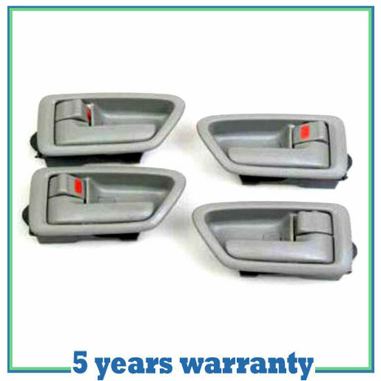 1997 2001 for toyota camry 4 pcs inside door handle sage - 2002 toyota camry interior door handle ...