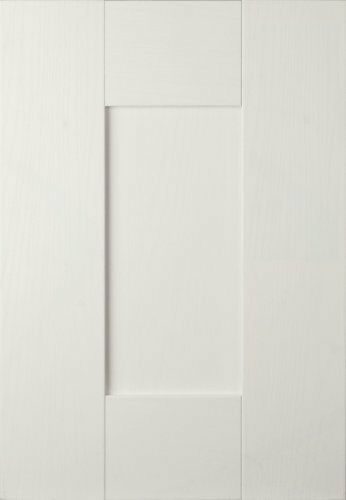 new quality grey woodgrain shaker replacement kitchen door