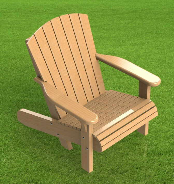 Adjustable adirondack chair plans free woodworking for Adirondack house plans