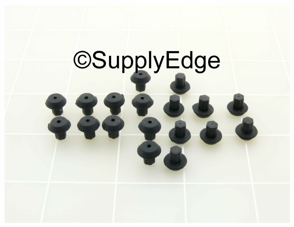 Viking Range Grate Rubber Feet Bumper 16 PACK NEW